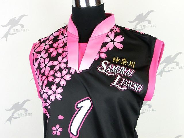 SAMURAI LEGEND 様(ジュニアバレーボール)