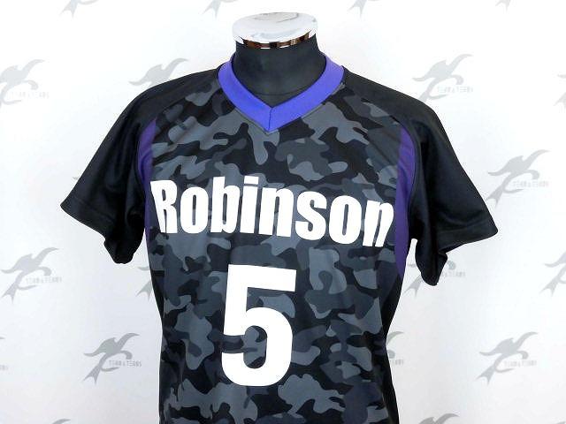 Robinson 様